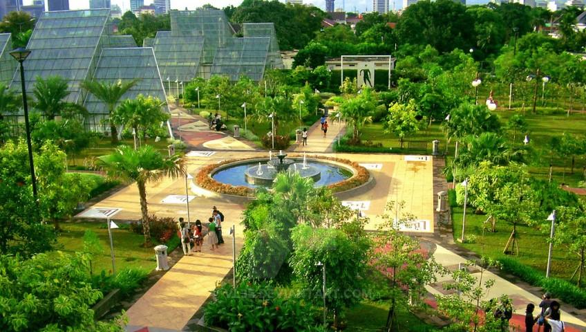 Landscape Taman Kota Gardencenter Jasa Pertamanan Jabodetabek